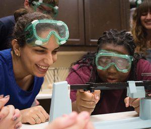 iLEAD Agua Dulce Student Science