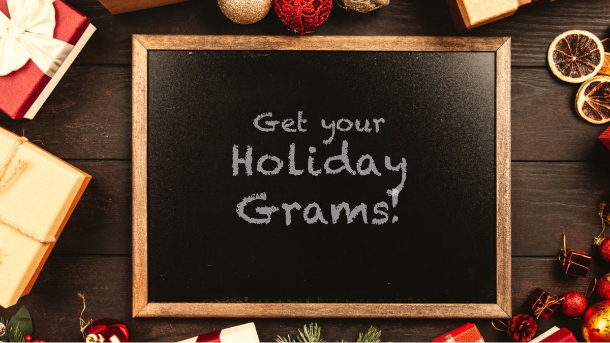 iLEAD Agua Dulce Holiday Grams