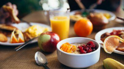 Free Breakfast iLEAD Agua Dulce