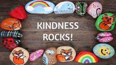 iLEAD Agua Dulce Kindness Rocks