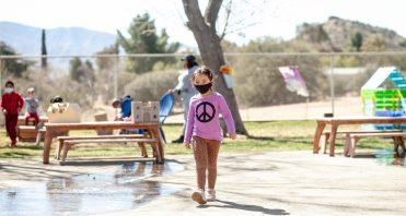 iLEAD Agua Dulce learners play
