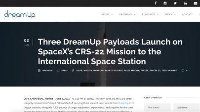 DreamUp article iLEAD Aerospace