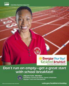 USDA breakfast