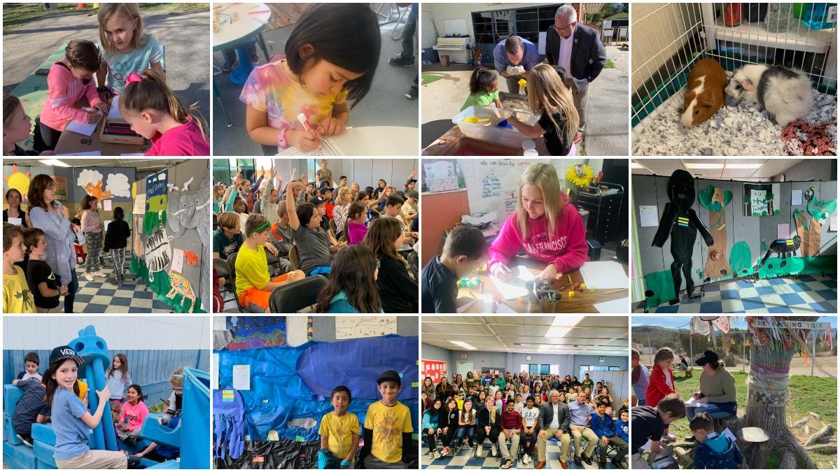 iLEAD Agua Dulce School Wide Project