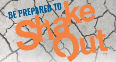 Be Prepared To ShakeOut